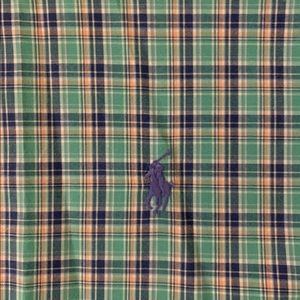 Men's Ralph Lauren button down short L s/s